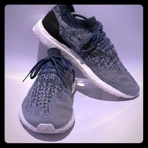 Men's ADIDAS ULTRA BOOST PARLEY Blue running shoes